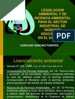 5. LEGISLACIÓN AMBIENTAL DE MAYOR INCIDENCIA AOP