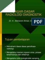 Dasar-dasar Diagnostik Radiologi
