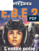 Guieu Jimmy - EBE 2 L Entite Noire d Andamooka