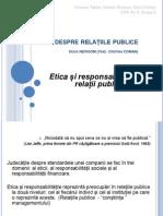 Totul despre relațiile publice - prezentare PPT