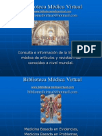 Biblioteca Medic a Virtual