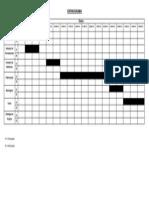 cronograma tcc 2013