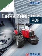 FILTROS Mahle Tabelas de Parede Filtros 2011 Agricolas e Industriais