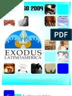 Catálogo Oficio 2009