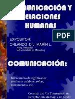 2 - Comunicación y Relaciones Interpersonales