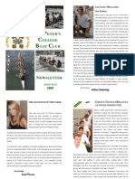 SPCBC Newsletter 2009 Issue1