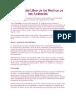 Análisis del Libro de los Hechos de los Apóstoles.docx