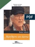 Alberti Rafael - Marinero en Tierra
