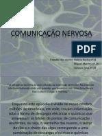 COMUNICAÇÃO NERVOSA