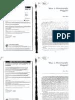 136877149 Ernst Mayr When is Historiography Whiggish