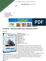 Download – Ontrack EasyRecovery Enterprise 10.0.5