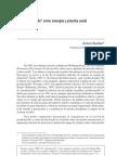 Escobar 2005 El postdesarrollo como concepto y práctica social