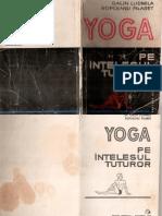 Yoga pe intelesul tuturor - Gali Ludmila, Ropceanu Filaret
