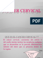 Expo Cancer Cervical