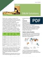 DBLM Solutions Carbon Newsletter 06 June