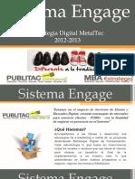 Propuesta Sistema Engage - Estrategia Digital - MetalTec