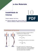 10-Instabilidade de Colunas - Pt