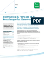 Pump and Reservoir Optimization FRA