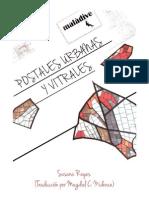 Postales Urbanas y Vitrales - Susana Reyes