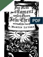 Bibbia-1673-Luther Das Neue Testament