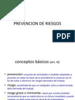 Prevencion de Riesgos en Clases 22