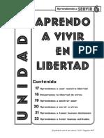 3. Aprendo a Vivir en Libertad