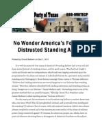 No Wonder America' Founder