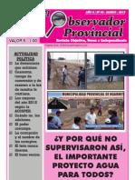 Observador Provincial - Marzo 2013
