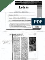 7166849 Gramuglio y Sarlo Jose Hernandez El Martin Fierro