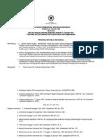 Pp Nomor 32 Tentang Pelaksanaan UU No 11 Tahun 1967