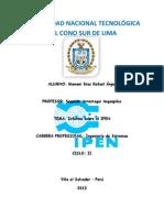 Informe Del Ipen