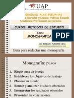 13. La Guia Para Redactar Una Monografia