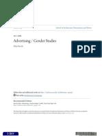 Advertising _ Gender Studies