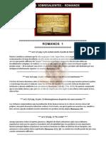 45- Puntos Sobresalientes de La Biblia Romanos 1 a 16 - (Bible Highlights Romans)