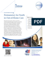 Enhancing Permanency for Youth in Out-of-Home Care