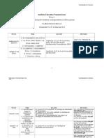 Calendarización Ética 1
