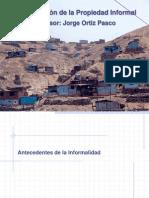 Clase Formalización de la Propiedad Informal[1]