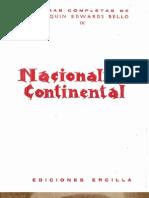 Milicia republicana, nacismo y aprismo | Joaquín Edwards Bello