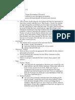 Multi-Genre Research - Daily Lesson Plan - 3