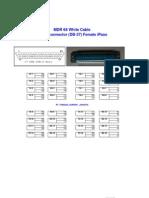 Traffic E1 iPaso (MDR68 - DB-37 Female)