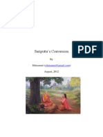 Sariputta's Conversion