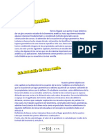 Geometria Analitica (Linea Recta)
