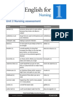 Nursing 1 Unit 2