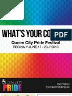 Queen City Pride Guide 2013