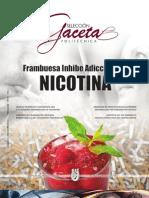 Frambuesa Inhibe Adiccion a Nicotina