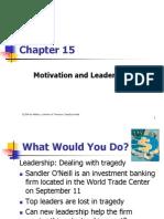 Motivation %26 Leadership
