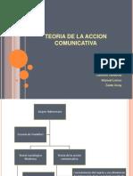 Teoria de La Accion Comunicativa, t. Sociologica Contemporanea