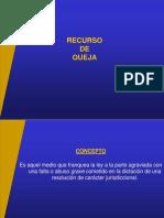 Recurso de Queja.ppt