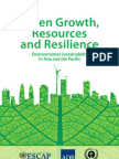 ADB Green Growth Resources Resilience