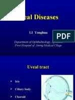 Uveal Diseases CJM